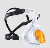Respironics AF421 Maski otsapannalla turvaventtiilillä