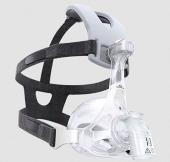 Respironics AF541 Maski otsapannalla säädettävä turvaventiilillä